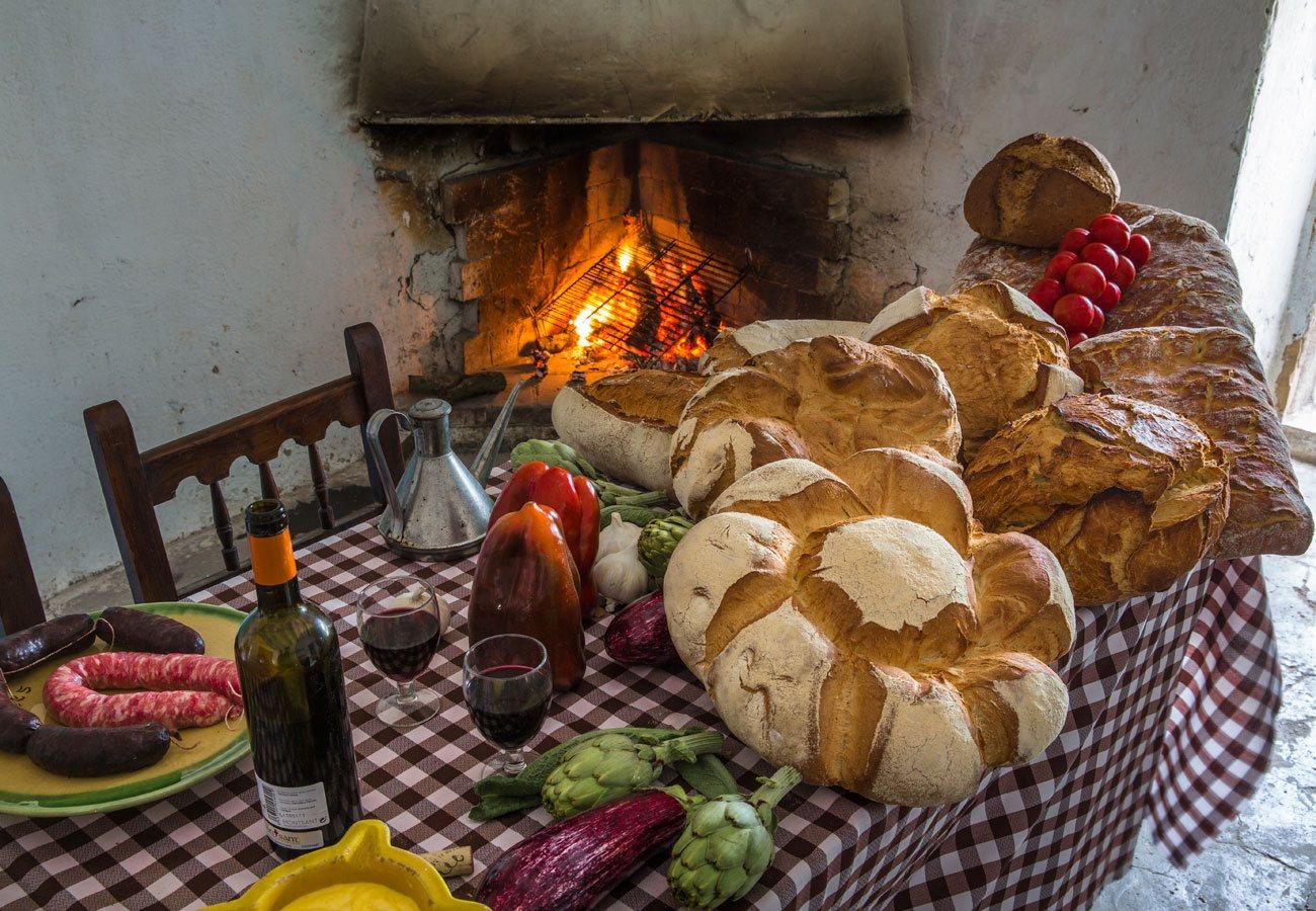 Pans artesans